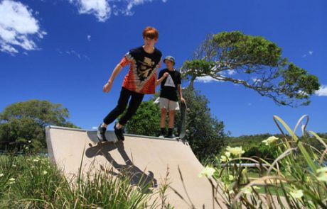 Skateboard Wooli