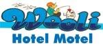 Wooli Hotel Motel Logo
